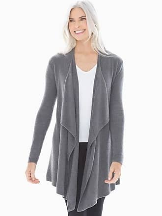 Barefoot Dreams Chic Lite Calypso Wrap Graphite, Size L/XL, from Soma