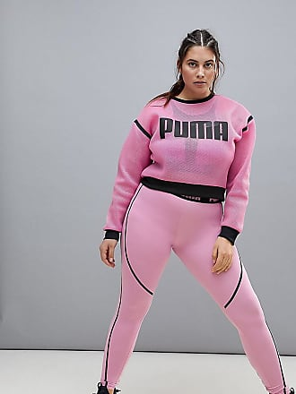 Puma Plus - Exclusivité ASOS - Legging avec liens - Violet - Violet b20f6cdd626
