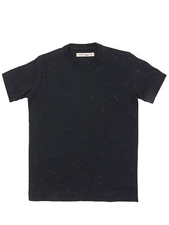 Reserva Mini Camiseta Reserva Mini Lisa Menino Preta