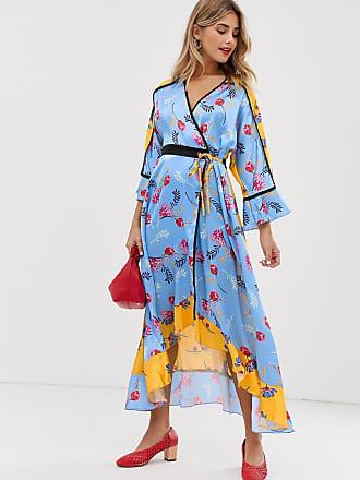 Vestidos de fiesta tipo kimono
