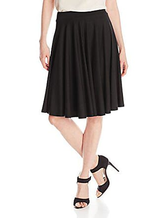 Only Hearts Womens So Fine Circle Skirt, Black, X-Small