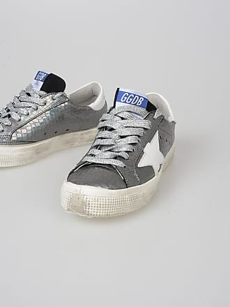 Golden Goose Iridescent Leather Sneakers size 35