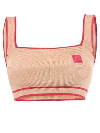 Haight Top Tricot Vintage Haight + Fila - Bege