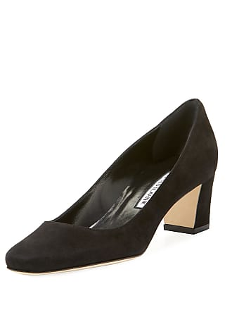 750c699603396 Manolo Blahnik® Leather Pumps − Sale: up to −63% | Stylight