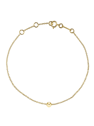 The Last Line Gold Sphere Anklet