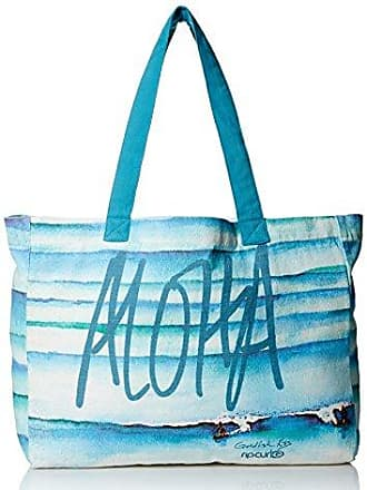 Rip Curl Womens Aloha Fins by Gfk Tote, Blue, One Size