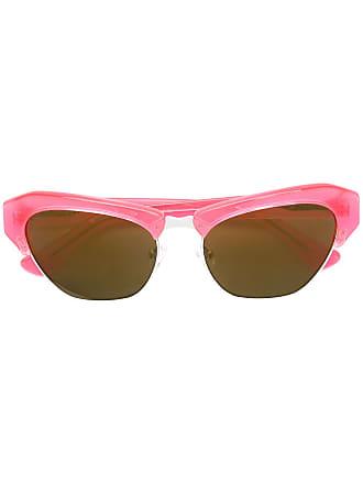 ca8b3a4261 Dries Van Noten Eyewear Dries Van Noten eyewear x Linda Farrow cat-eye  sunglasses -
