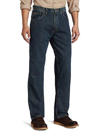 Wrangler Genuine Wrangler Mens Loose Fit Jean,Greyed Indigo,33W x 30L