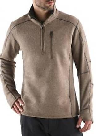 Kühl Mens Interceptr Quarter-Zip Fleece Pullover