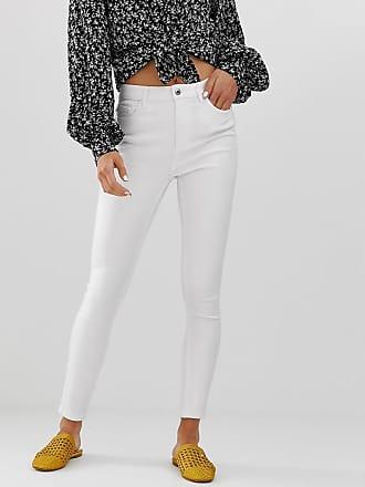 Vero Moda skinny jean - White