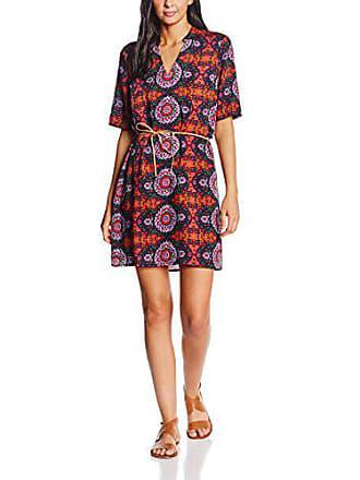c9e3ab951658c Vero Moda VMMALUVERA 2 4 Short Dress Boo, Robe Femme, Beige (Adobe