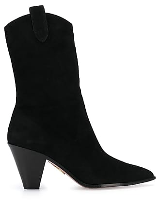 Aquazzura Boogie ankle boots - Preto