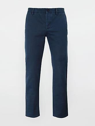 Maison Margiela Maison Margiela Casual Pants Blue Cotton