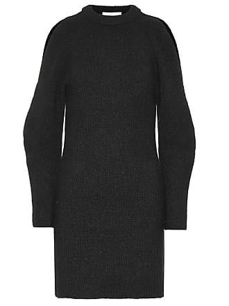 Chloé Wool-blend dress