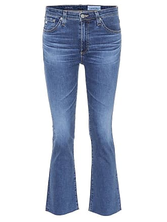 AG - Adriano Goldschmied The Jodi high-rise flared jeans