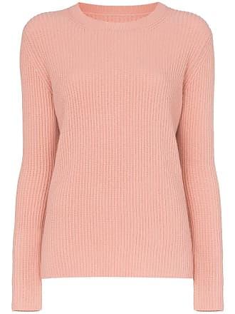 Plan C Suéter canelado - Rosa