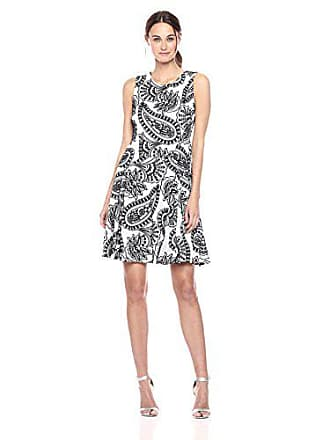 Tommy Hilfiger Womens Paisley Embroidered Sleevless Dress 6c3e4e539