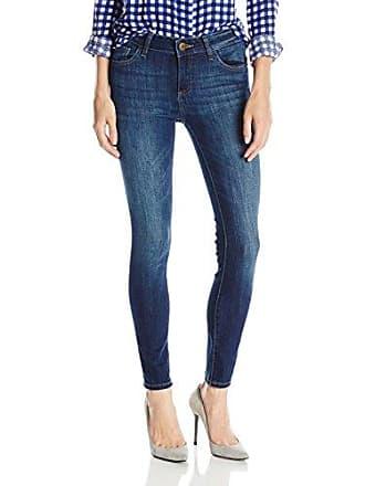 DL1961 Womens Margaux Instascuplt Ankle Skinny Jeans, Winter, 32