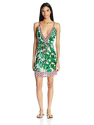 fcd4eb4526 Sperry Top-Sider Womens Tendencies Tropical Short Dress Cover Up