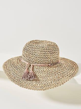 Anthropologie Callie Woven Sun Hat