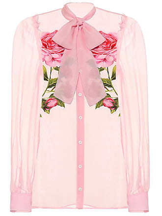 c737218851aabd Dolce   Gabbana® Long Sleeve Blouses − Sale  up to −65%