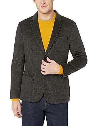 Goodthreads Mens Slim-Fit Wool Blazer, Charcoal, XX-Large