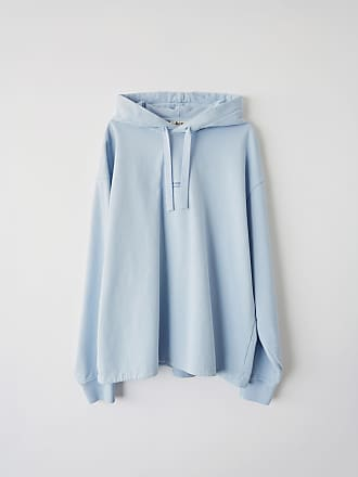 Acne Studios FN-MN-SWEA000036 Dusty blue Hooded sweatshirt