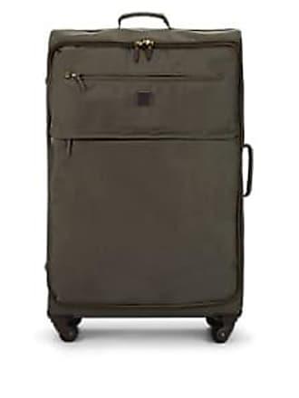 Bric's Mens Siena 30 Spinner Suitcase - Olive