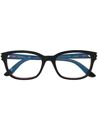 Cartier C Décor glasses - Preto