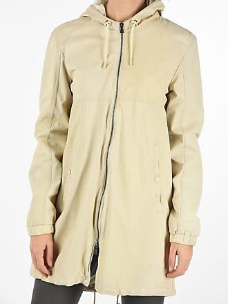 Drome Leather Hooded Jacket Größe S