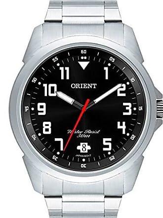Orient Relogio Orient Masculino Analogico Prata Mbss1154a P2sx