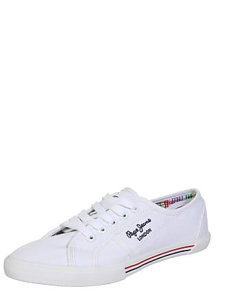 2b568adea2bdfd Pepe Jeans London® Sneaker in Weiß  bis zu −26%