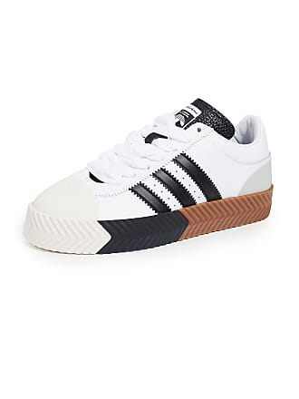 check out 68735 1a96d adidas Originals by Alexander Wang Adidas Originals By Alexander Wang Aw  Skate Super Sneakers - White