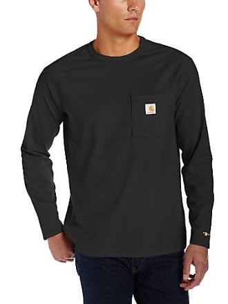 b44eb8dde9f17 Carhartt Work in Progress Mens Force Cotton Long Sleeve T-Shirt