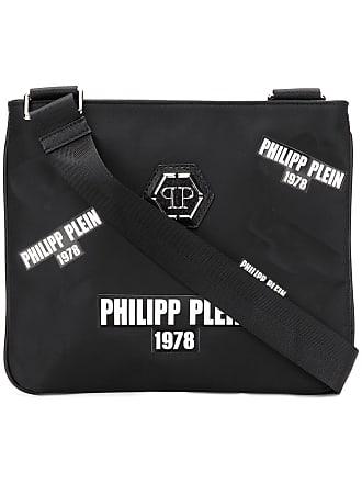Philipp Plein Messenger bag 1978 - Preto