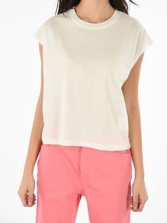 Celine crew-neck short sleeve t-shirt Größe S