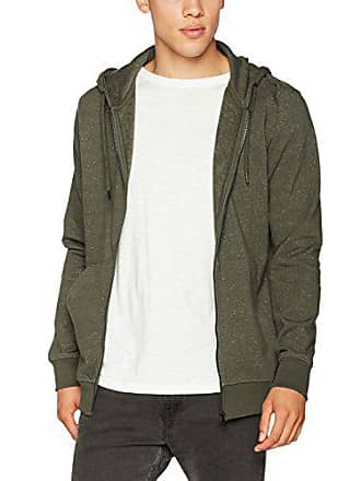 370b4606e050 Only   Sons Herren Jacke onsFISKE Zip Hoodie Brushed NOOS