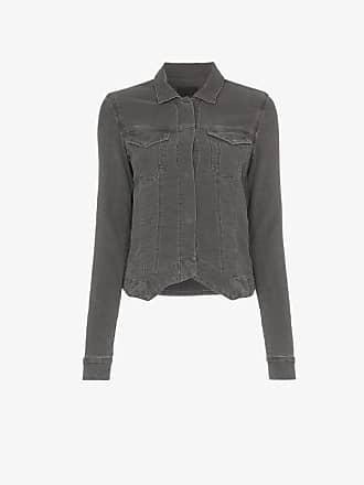 Rta RtA asymmetric denim jacket