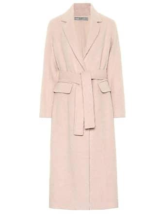 Vince Wool and alpaca-blend coat