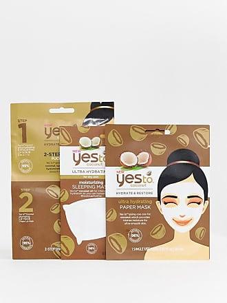 Yes To Yes To - Kokusnuss-Masken-Paket-Keine Farbe