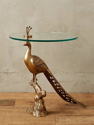 Anthropologie Pavo Side Table