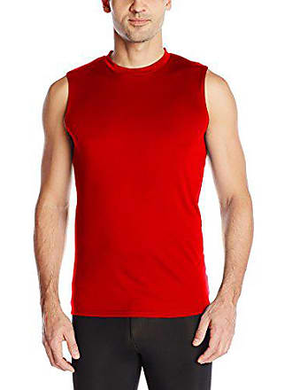 eb51e92d4a90c Men s Red Sleeveless Shirts  Browse 20 Brands