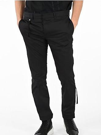 Diesel BLACK GOLD Cotton and Nylon PASTRING Pants Größe 48