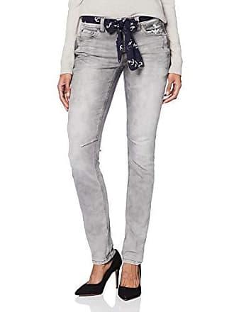 037eeb9ef198d Street One Damen Tapered Slim Jeans 371923 Crissi A371923