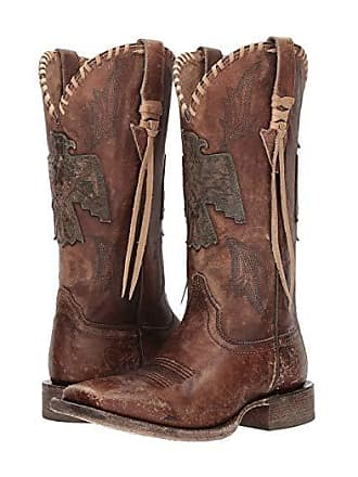 Ariat Thunderbird Thrill (Naturally Distressed Brown) Cowboy Boots