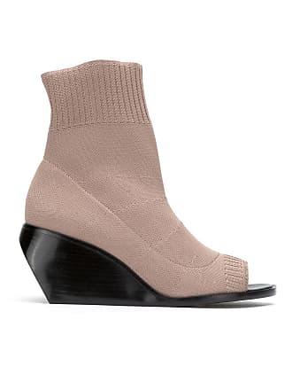 Uma knit Atacama boots - Neutrals