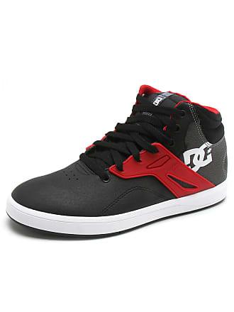 DC Tênis DC Shoes Frequency High Cinza