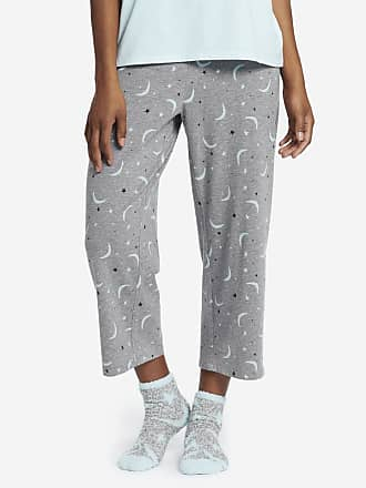 120fbc7f8a3 Life is good Womens Starry Moons Cropped Sleep Pants XXL Heather Gray