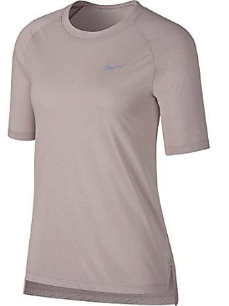 Nike Damen T-Shirt W NK Brthe Tailwind Top SS a09edf1e6ac