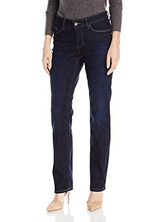 ab19891d96a4c Lee Womens Secretly Shapes Regular Fit Straight Leg Jean